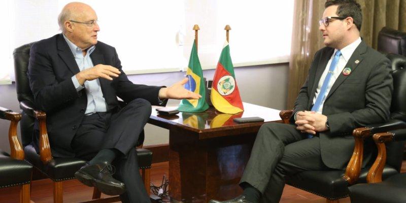 Ricardo Sessegolo e Mateus Wesp