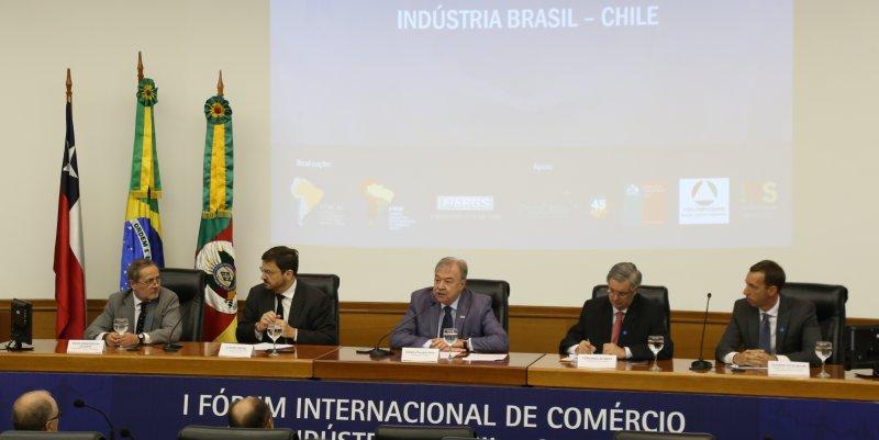 Fórum Brasil Chile