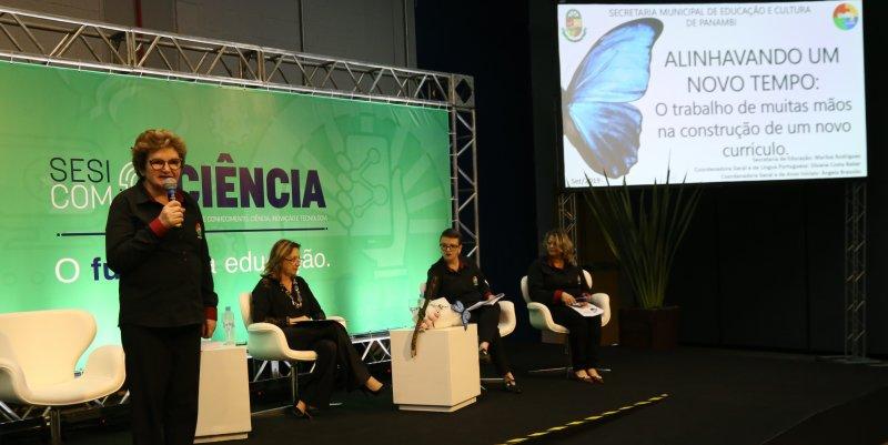 Sesi com@Ciência - Panambi