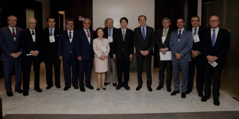 apoio do Japão à entrada do Brasil na OCDE