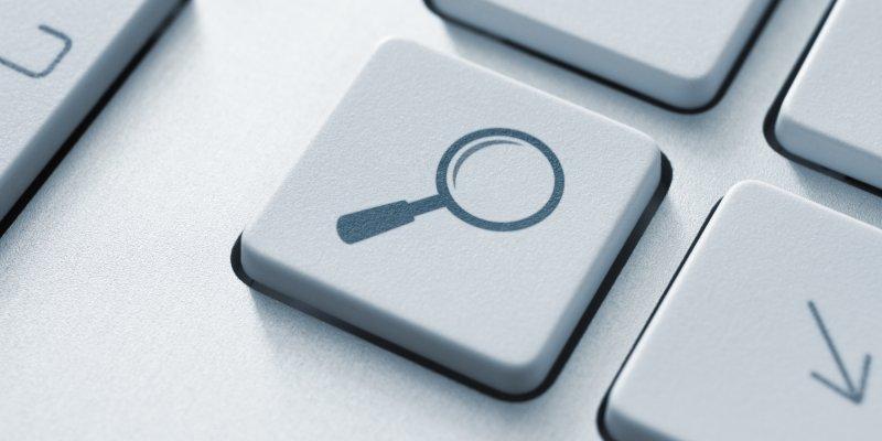Botão de pesquisa