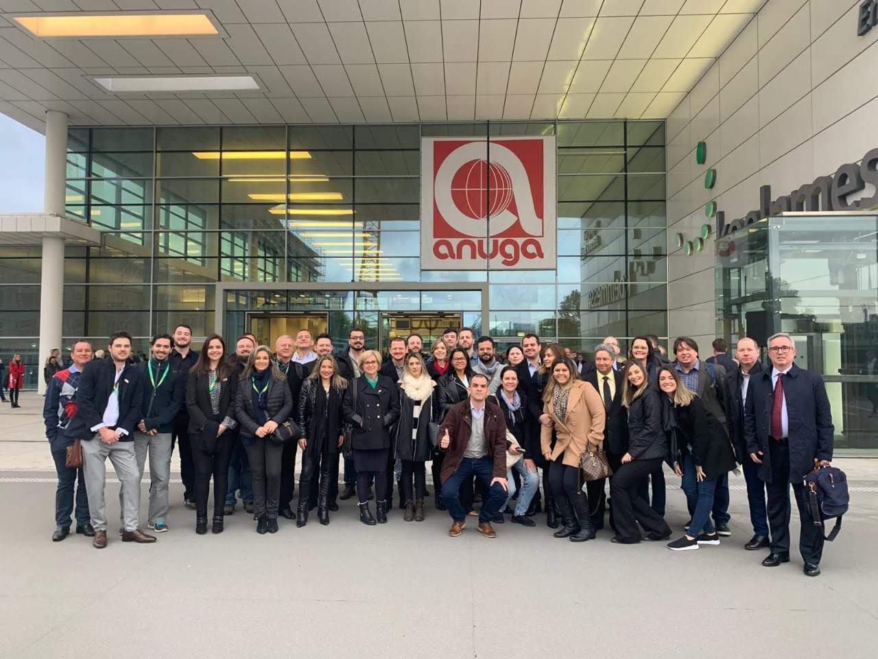 Delegação Anuga 2019